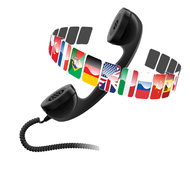 Phone-and-Flag